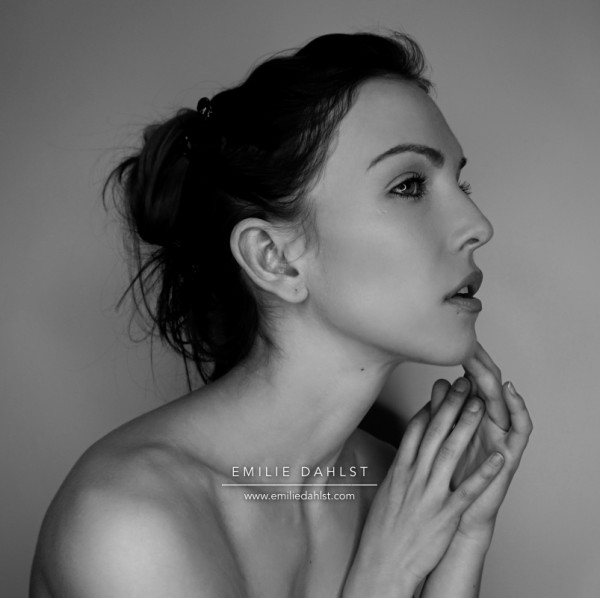 Emilie Dahlst4.Emilie Dahlst neck 2016 photoshoot fotografering nacke final
